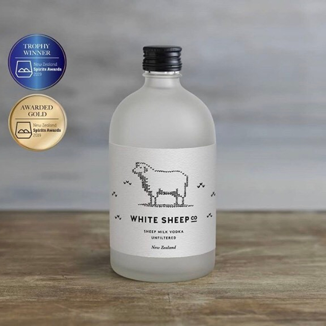 White Sheep Co - Best Vodka in NZ!