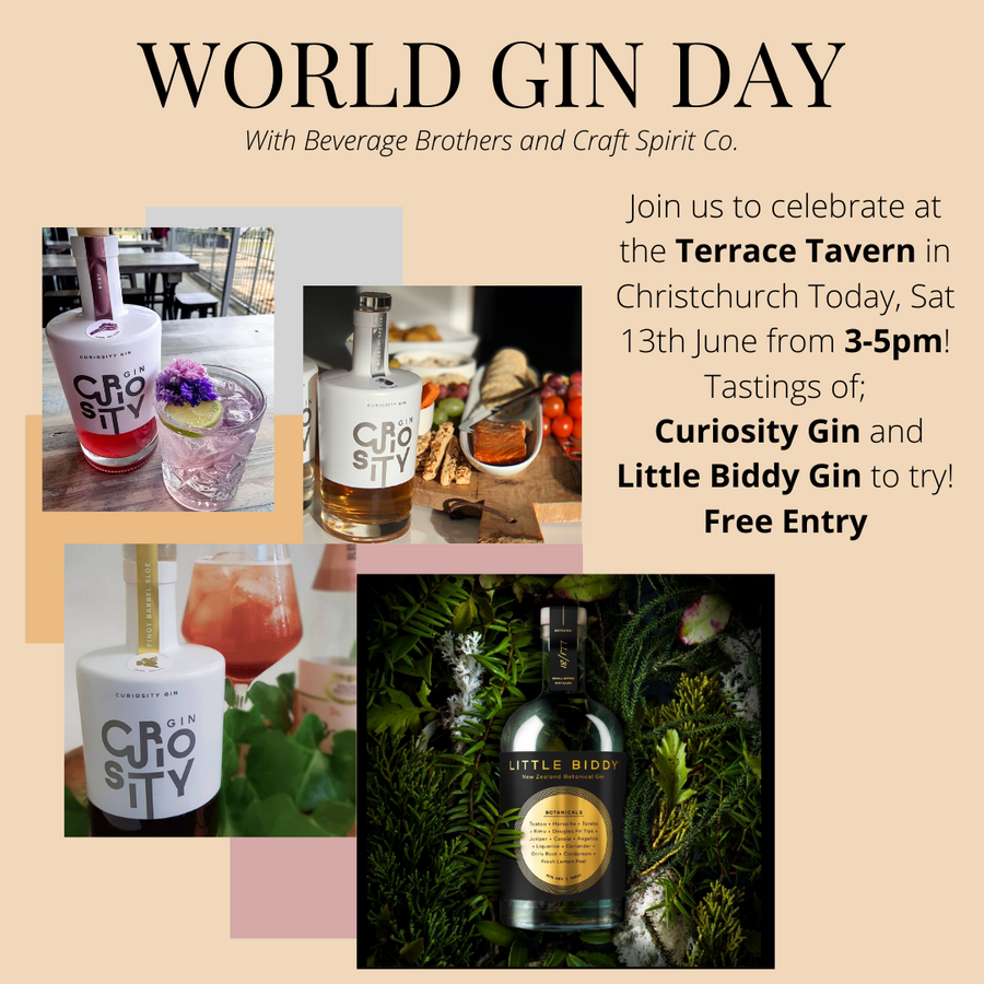 World Gin Day 2020 celebrations