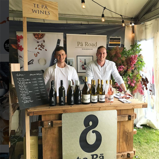 Taste of Auckland - te Pa Winery