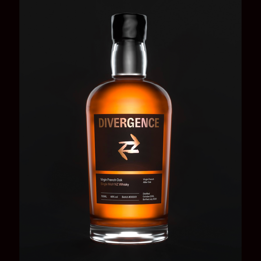 Beverage Brothers Welcome Divergence Whisky