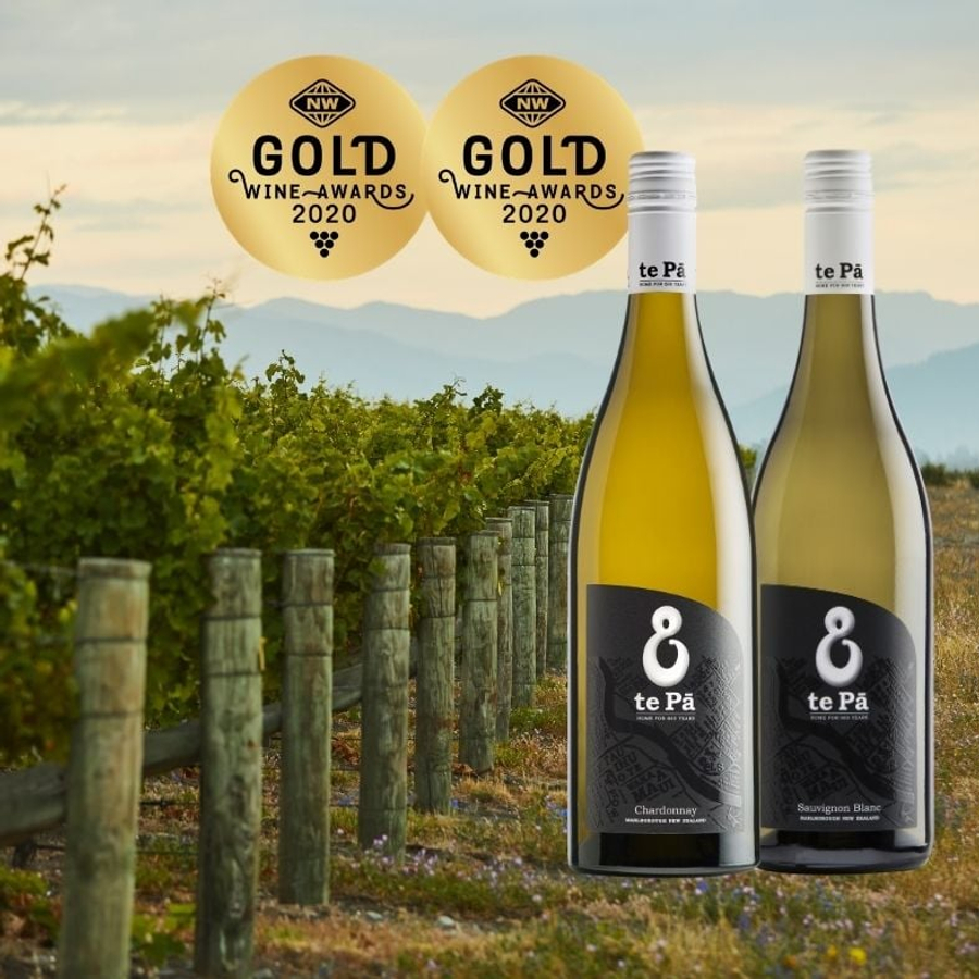 New World Wine Awards 2020 – Double Gold!