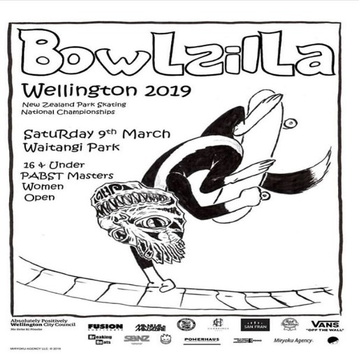 Bowlzilla - Wellington